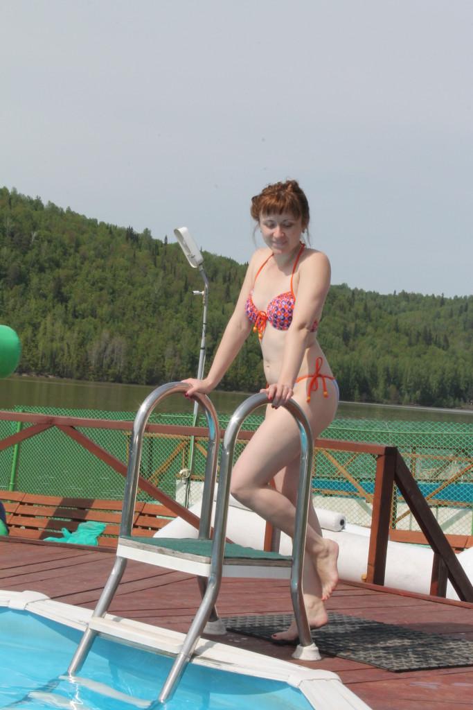 Павловский парк Башкирия