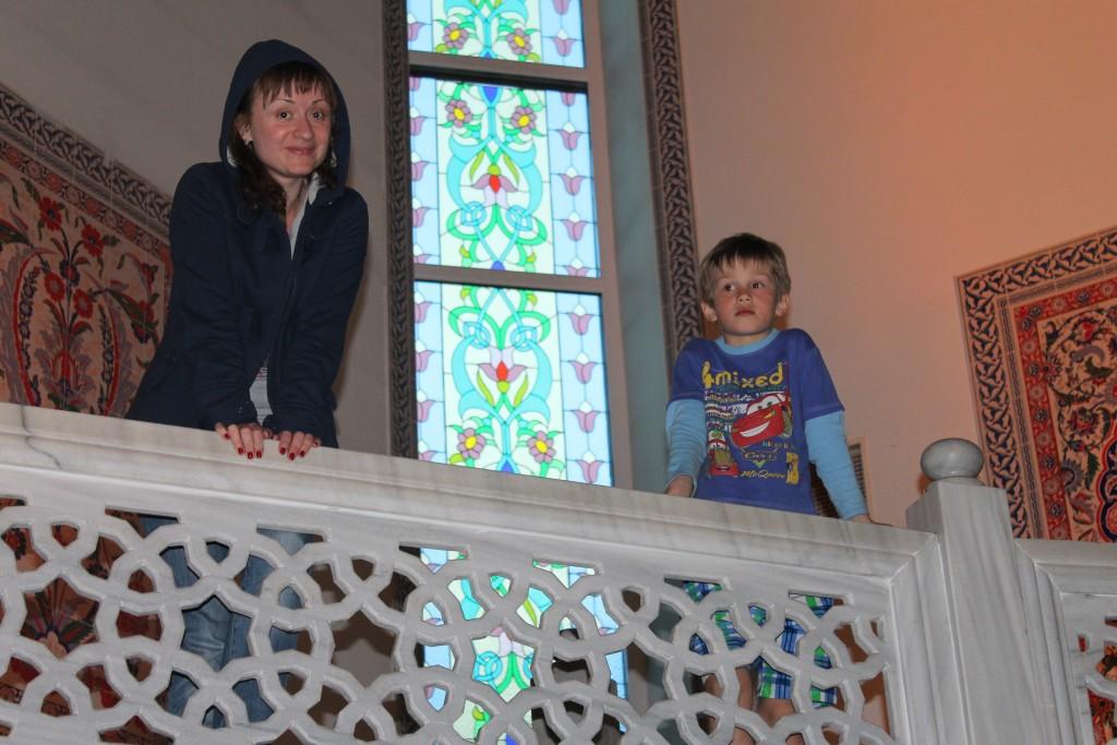 Мечеть Ляля-Тюльпан Уфа