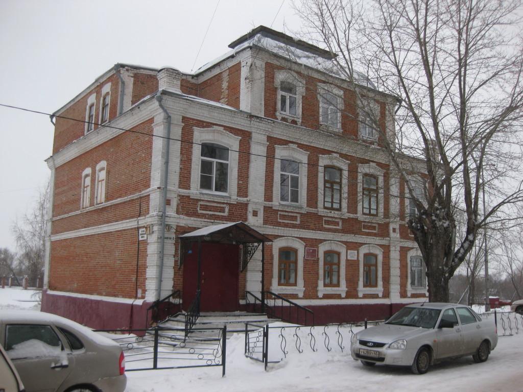 Детская музыкальная школа №1 Курган