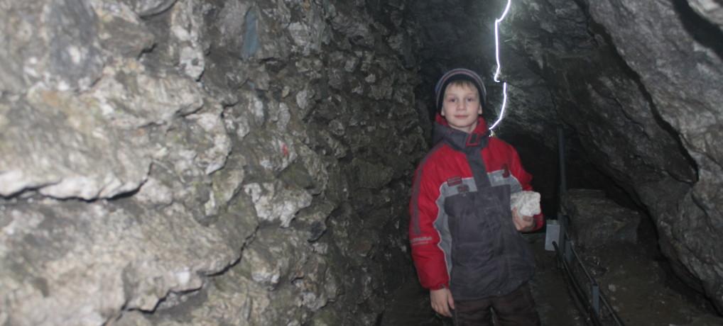 Наша поездка Екатеринбург — Кунгур в Кунгурскую пещеру 28 ноября 2015г.