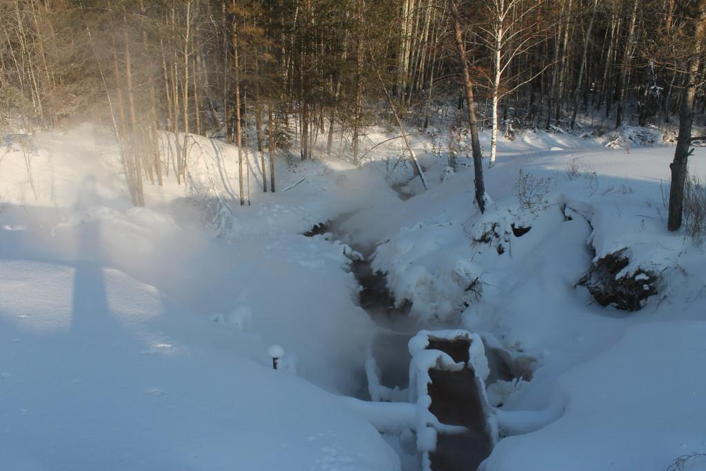 горячий источник Туринск