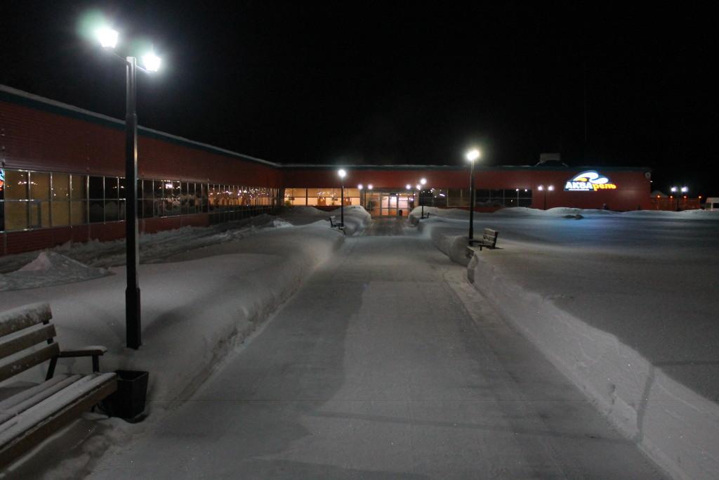 вечер термальный комплекс Акварель Туринск