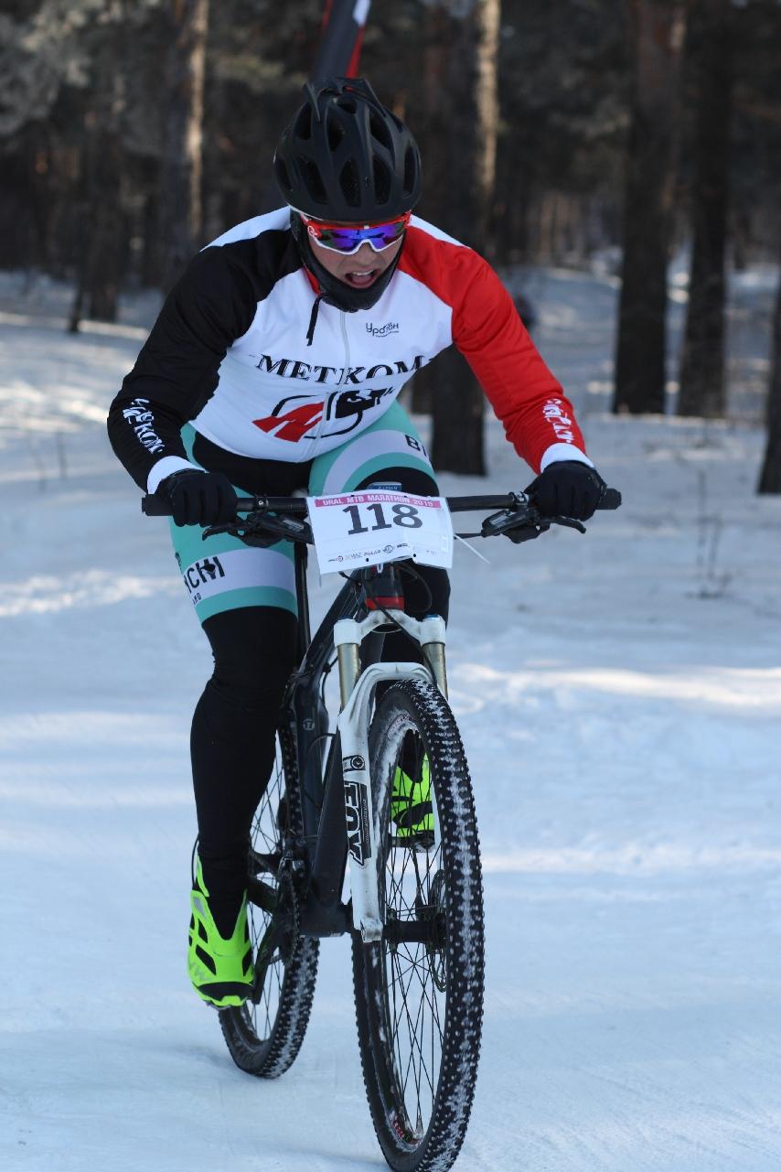 Велогонка кросс-кантри Multi-Team 2016 Екатеринбург