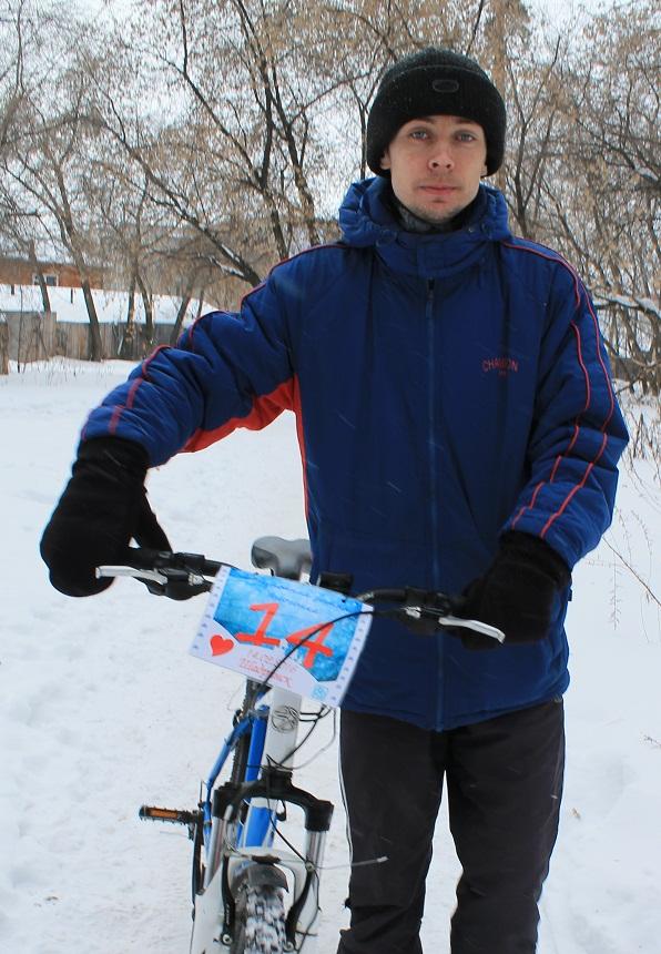 велогонка кросс-кантри в г.Шадринске
