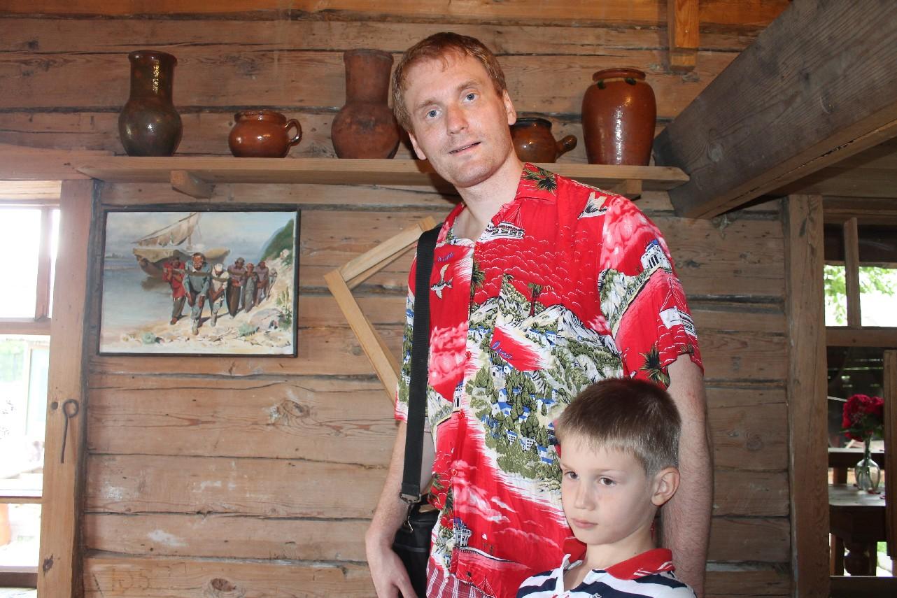 ширяево музей Репина