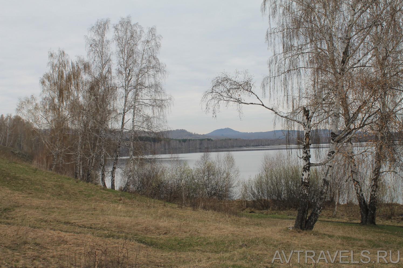 озеро Узинкуль