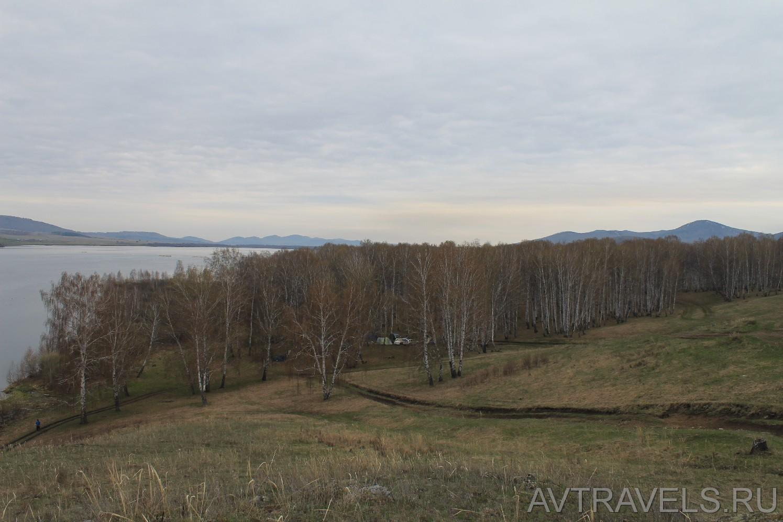 озеро Узинкуль(Башкирия)