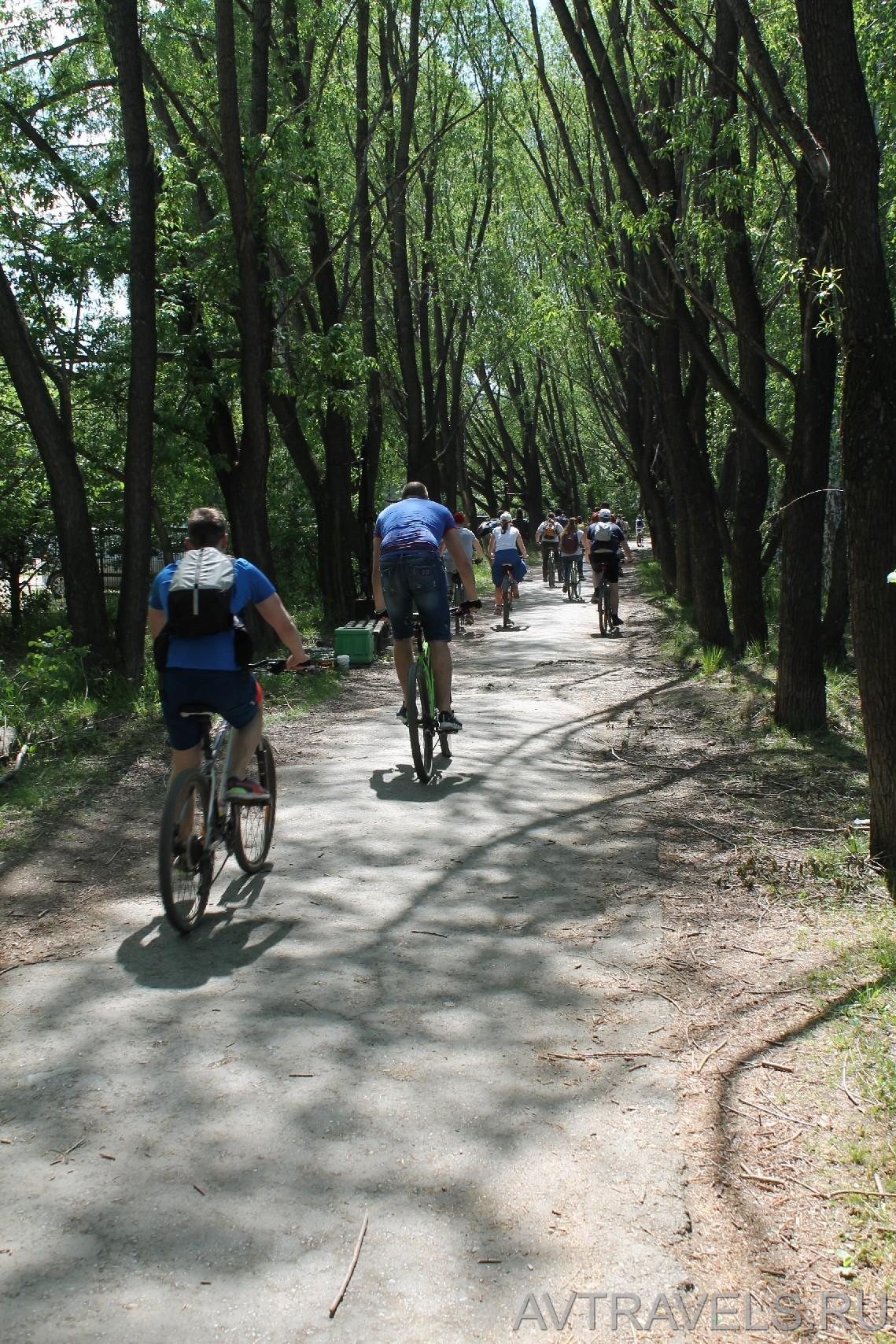 майская велопрогулка 2016
