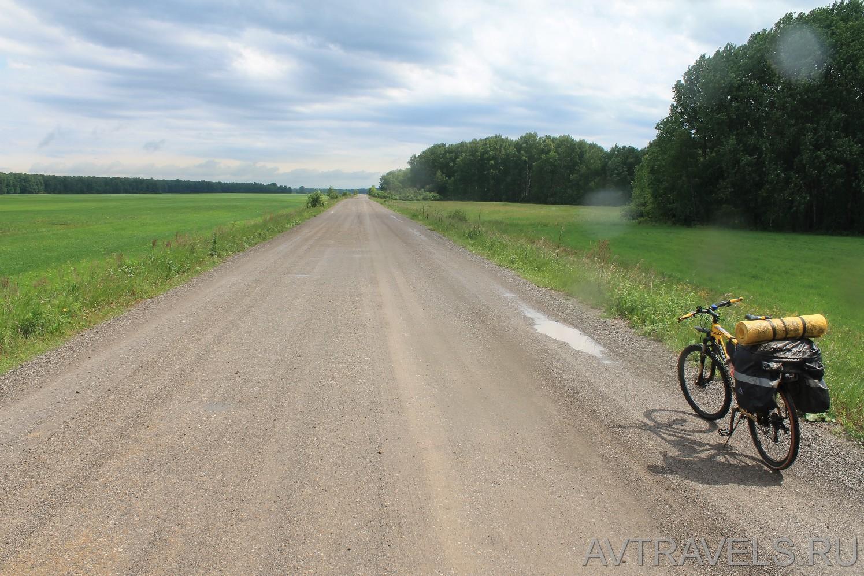 велопутешествие по Свердловской области