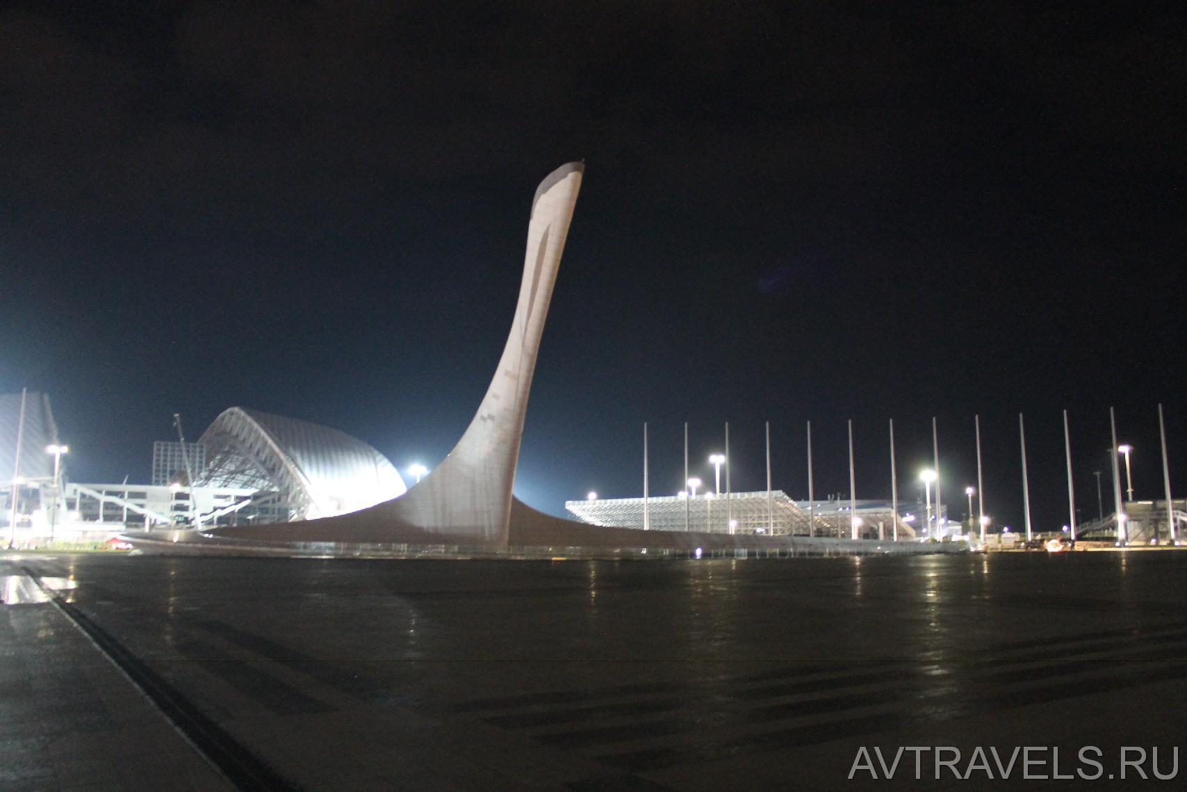 Олимпийская площадь Сочи