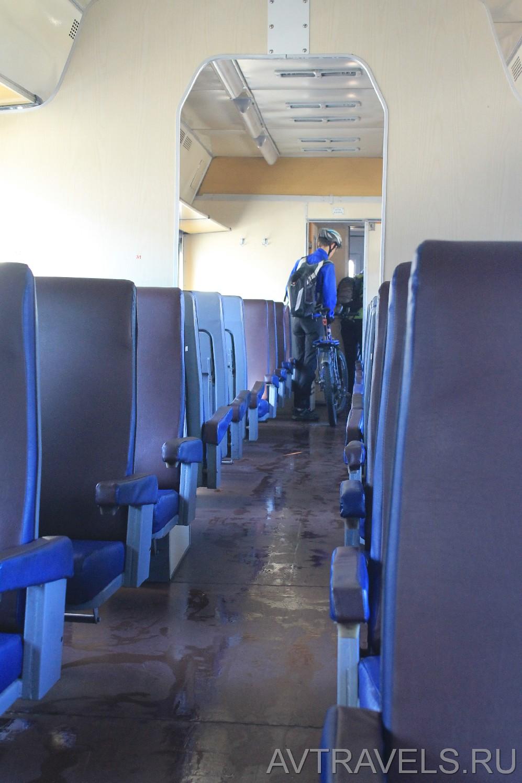 поезд до Полевского