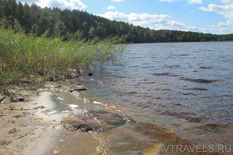 озеро Щучье