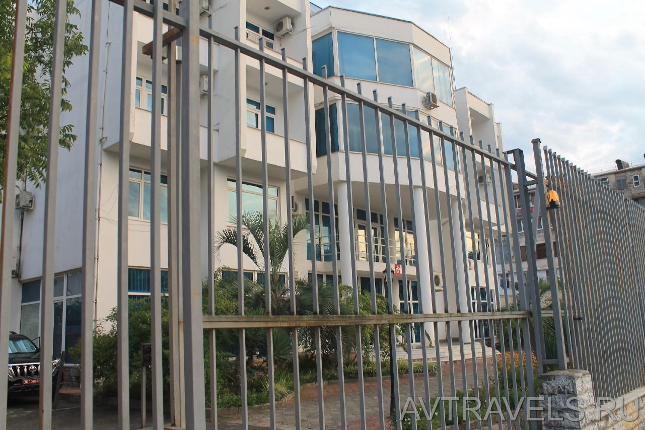 посольство Россий в Абхазии