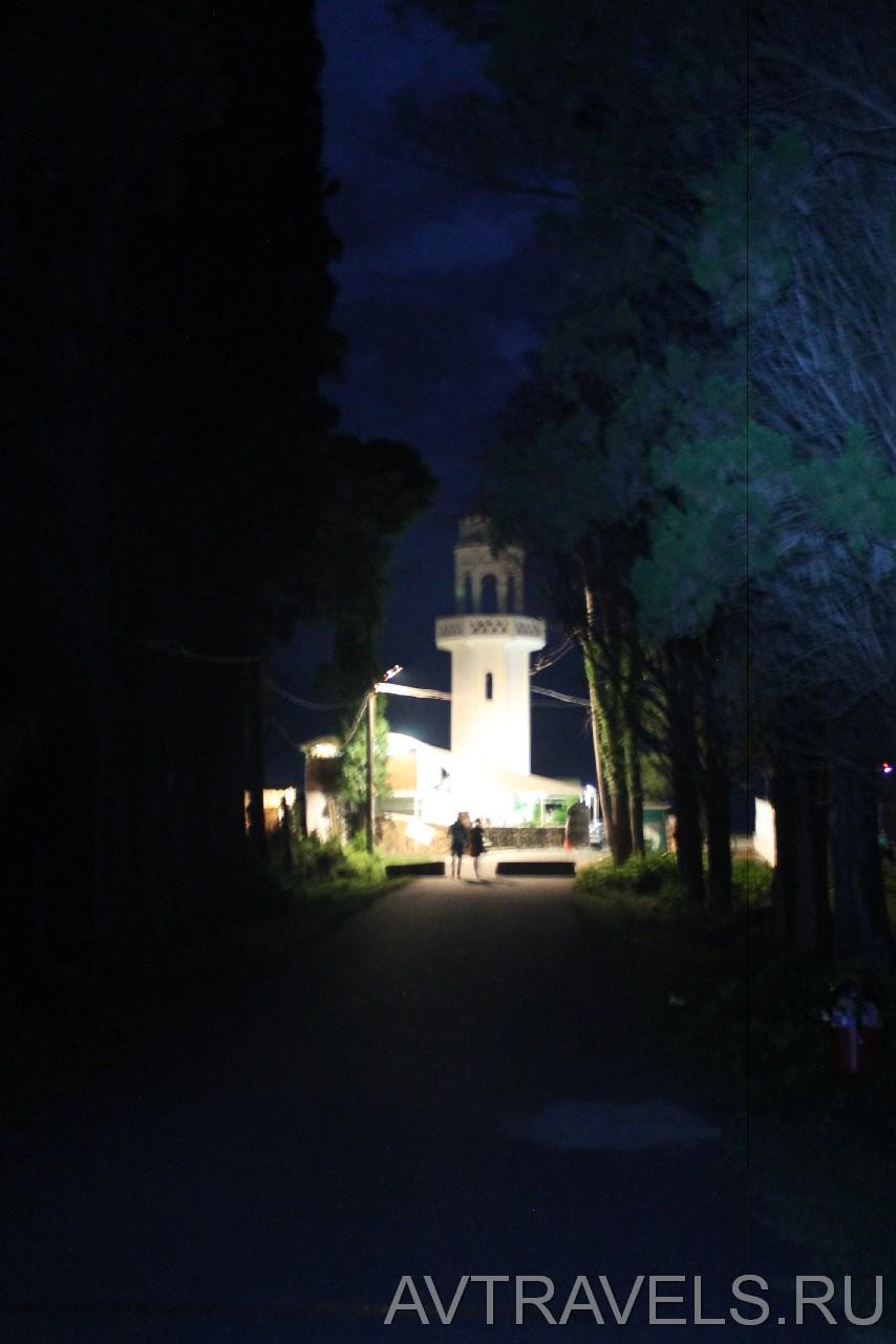 Башня Смецкого