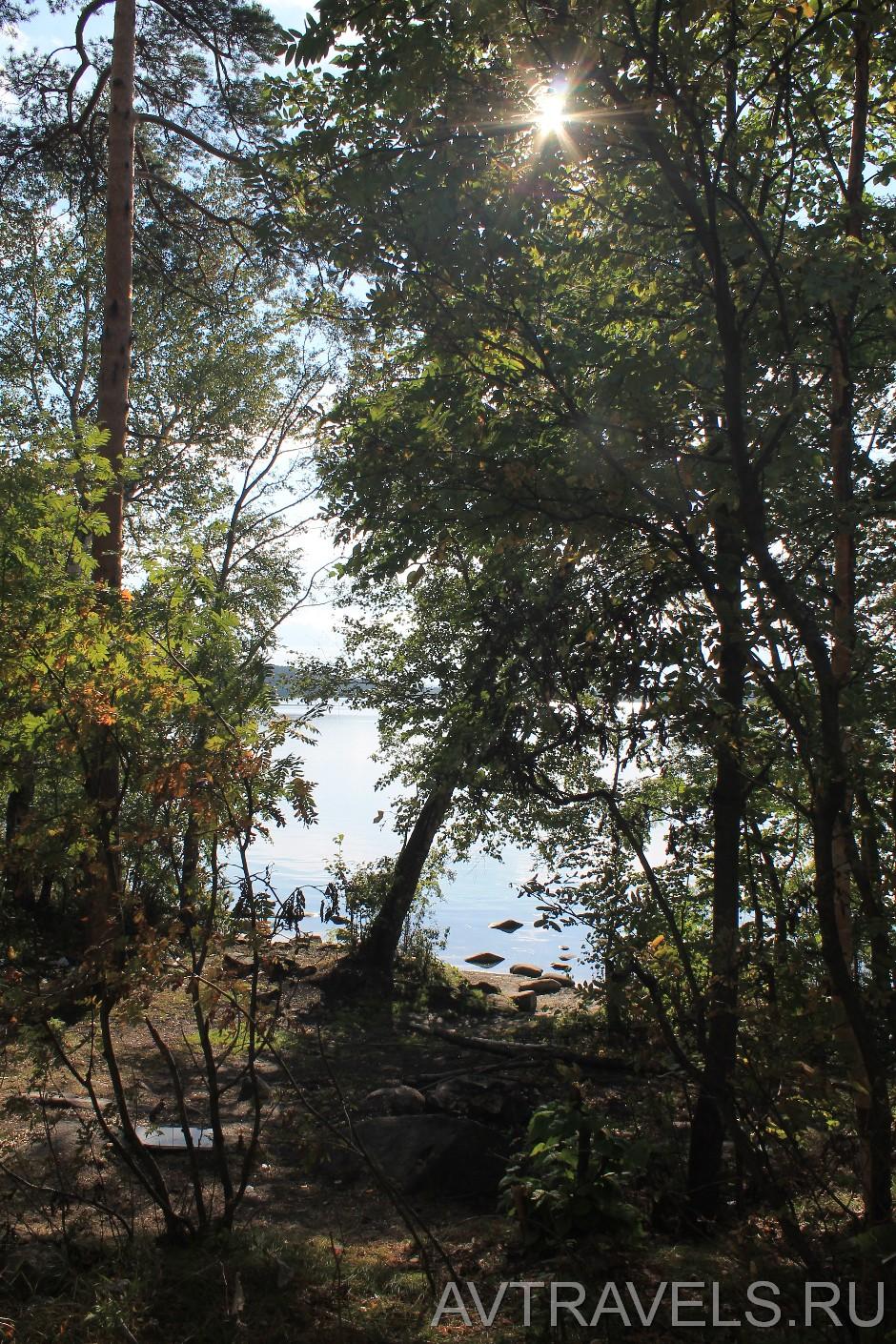 Чусовское озеро