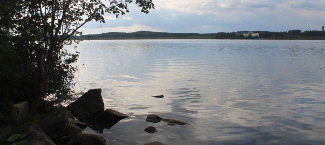 Велопрогулка до озера Чусовского 4.09.2016г.