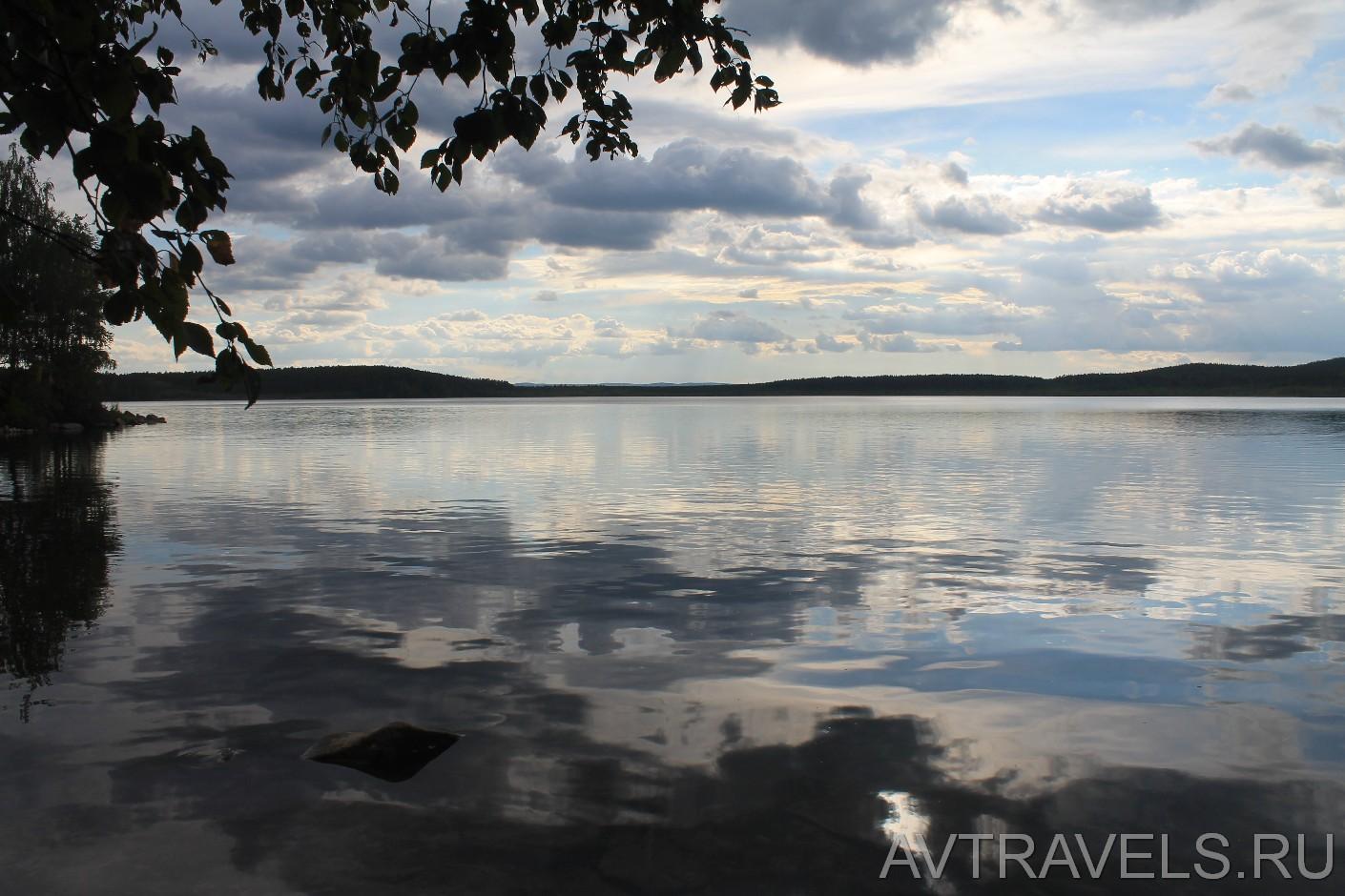 Озеро Чусовское