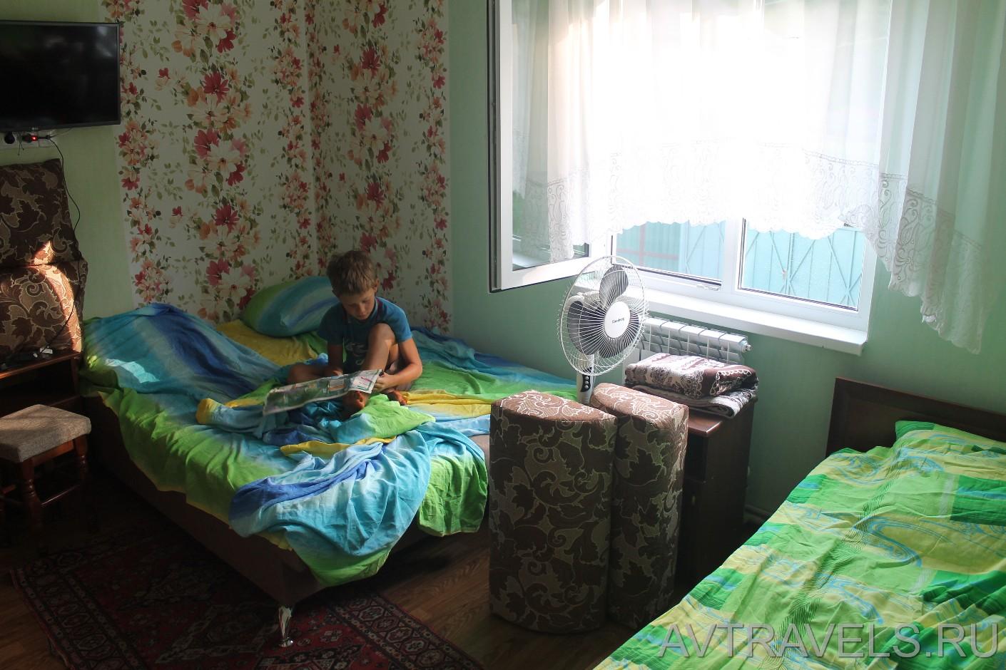 Гостевой дом Гусь-Хрустальный