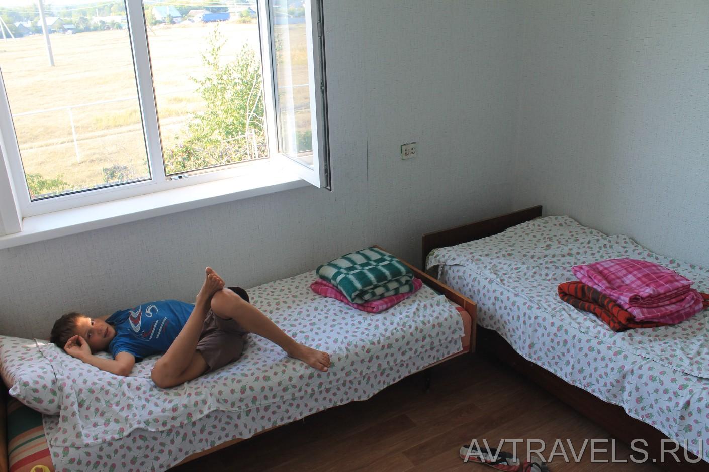 Мотель Приют Странника