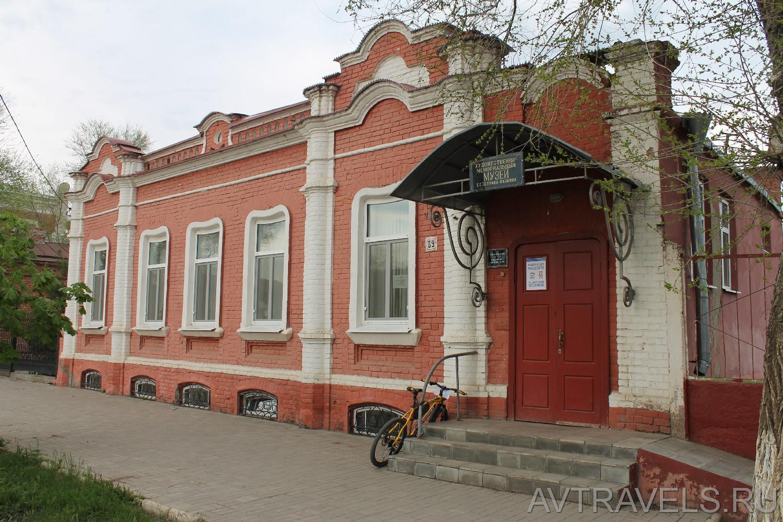 Художественно-мемориальный музей К.С. Петрова-Воткина