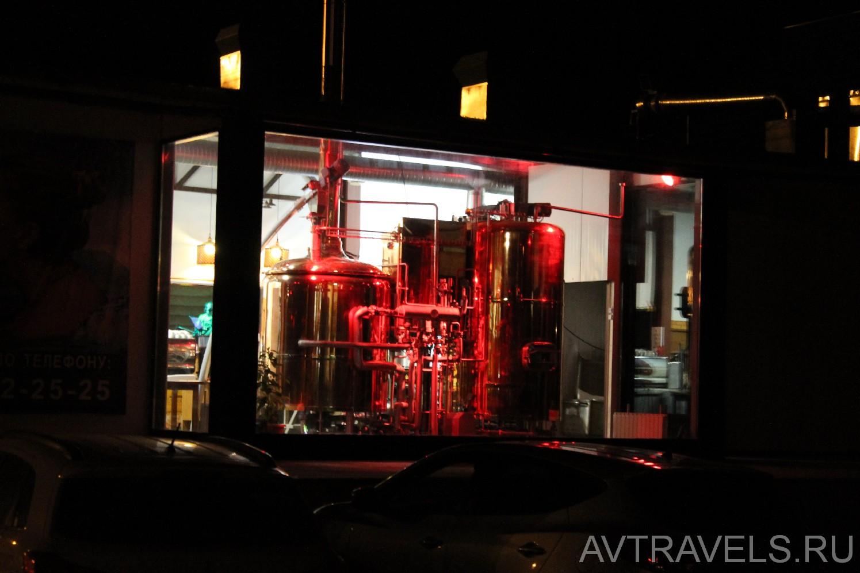 Хвалынск пивоварня