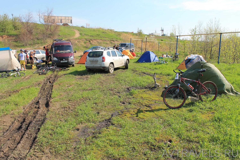 """палаточный лагерь на курорте """"""""Хвалынский"""""""