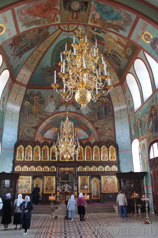Крестовоздвиженский храм Хвалынск