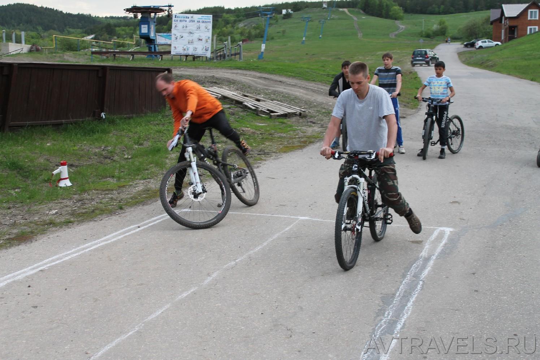 велофестиваль Хвалынск