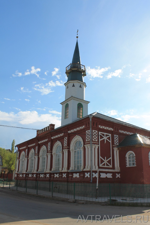 мечеть Хвалынск
