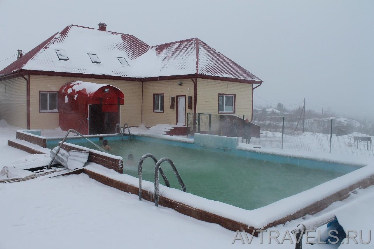 горячие источники шадринск