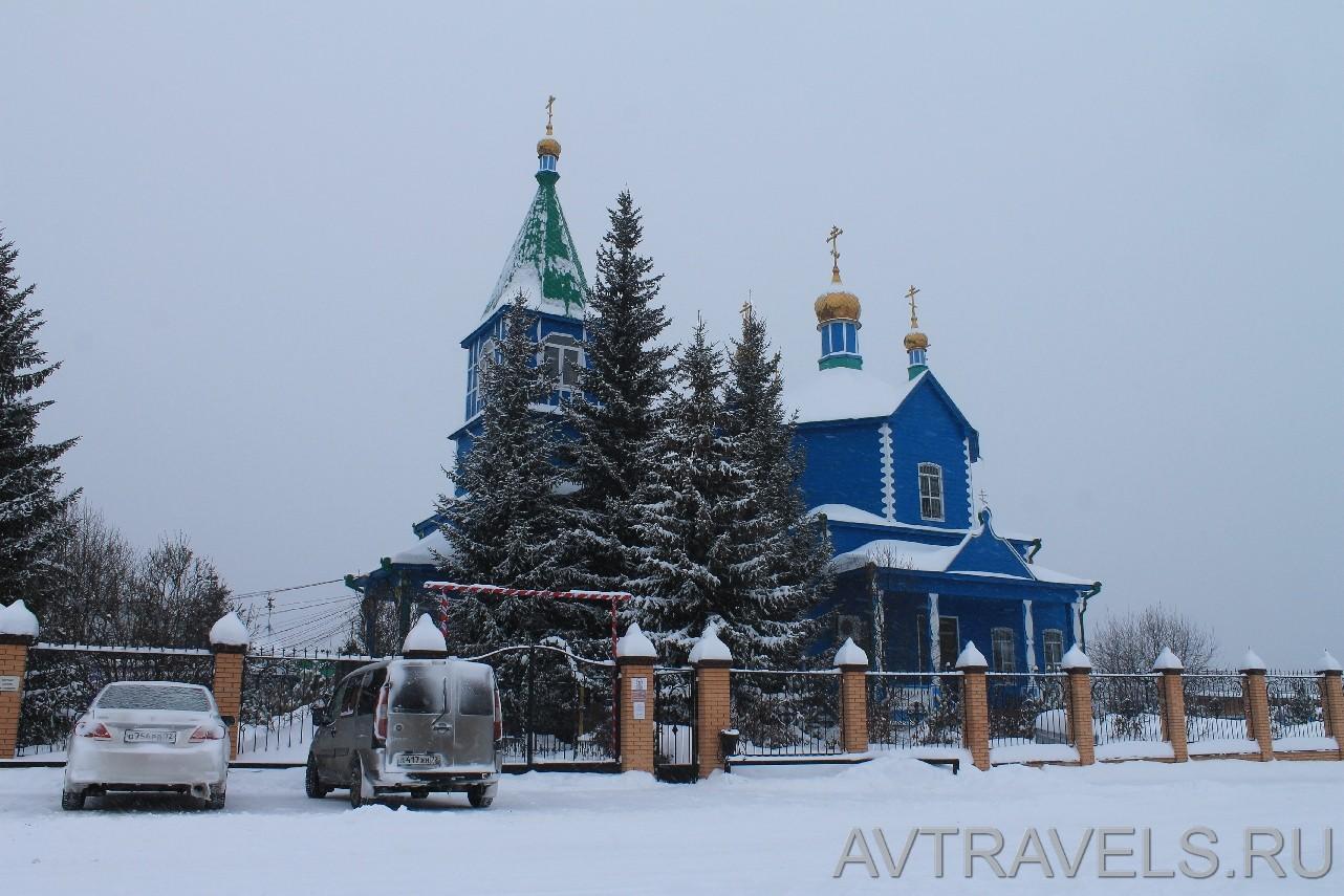 чимеево курганская область церковь