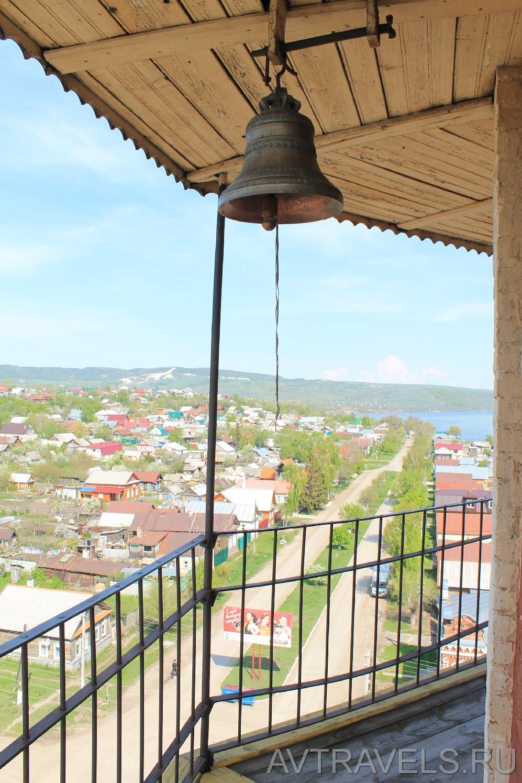Пожарная каланча Хвалынск