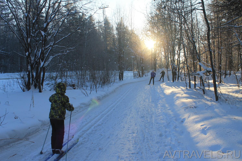 биатлон Екатеринбург