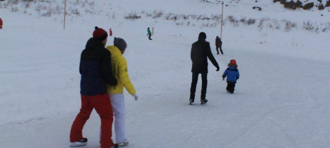 Где покататься на беговых лыжах и коньках в Екатеринбурге?
