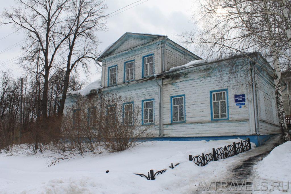 краеведческий музей Суксун