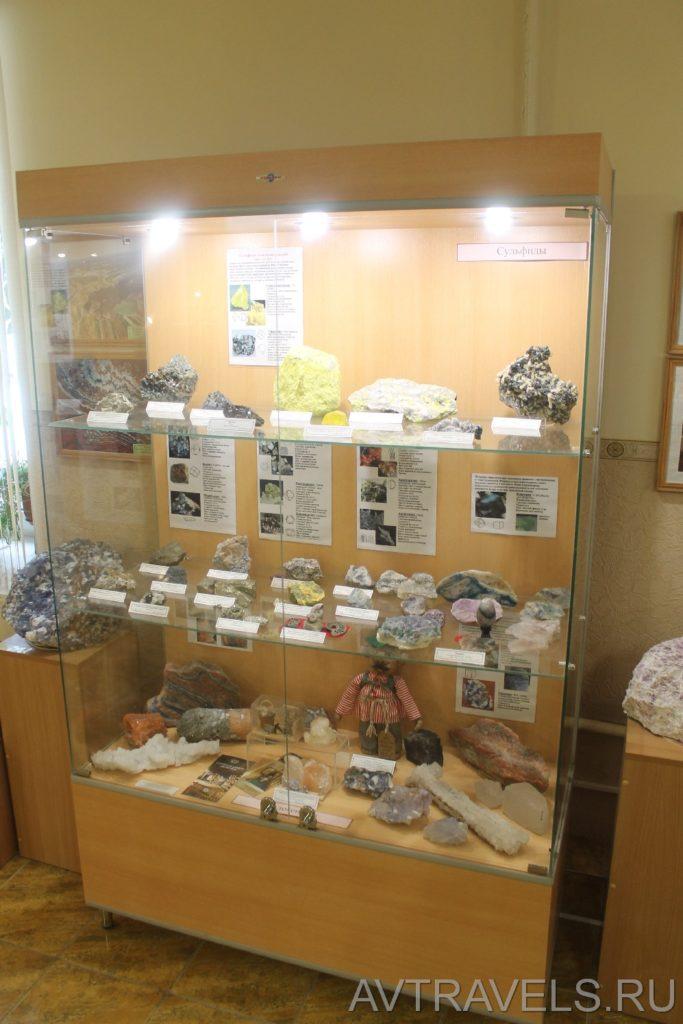 музей карста и спелеологии Кунгур