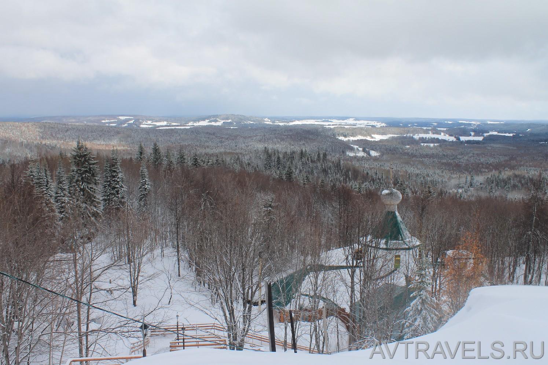 святой источник Белая гора