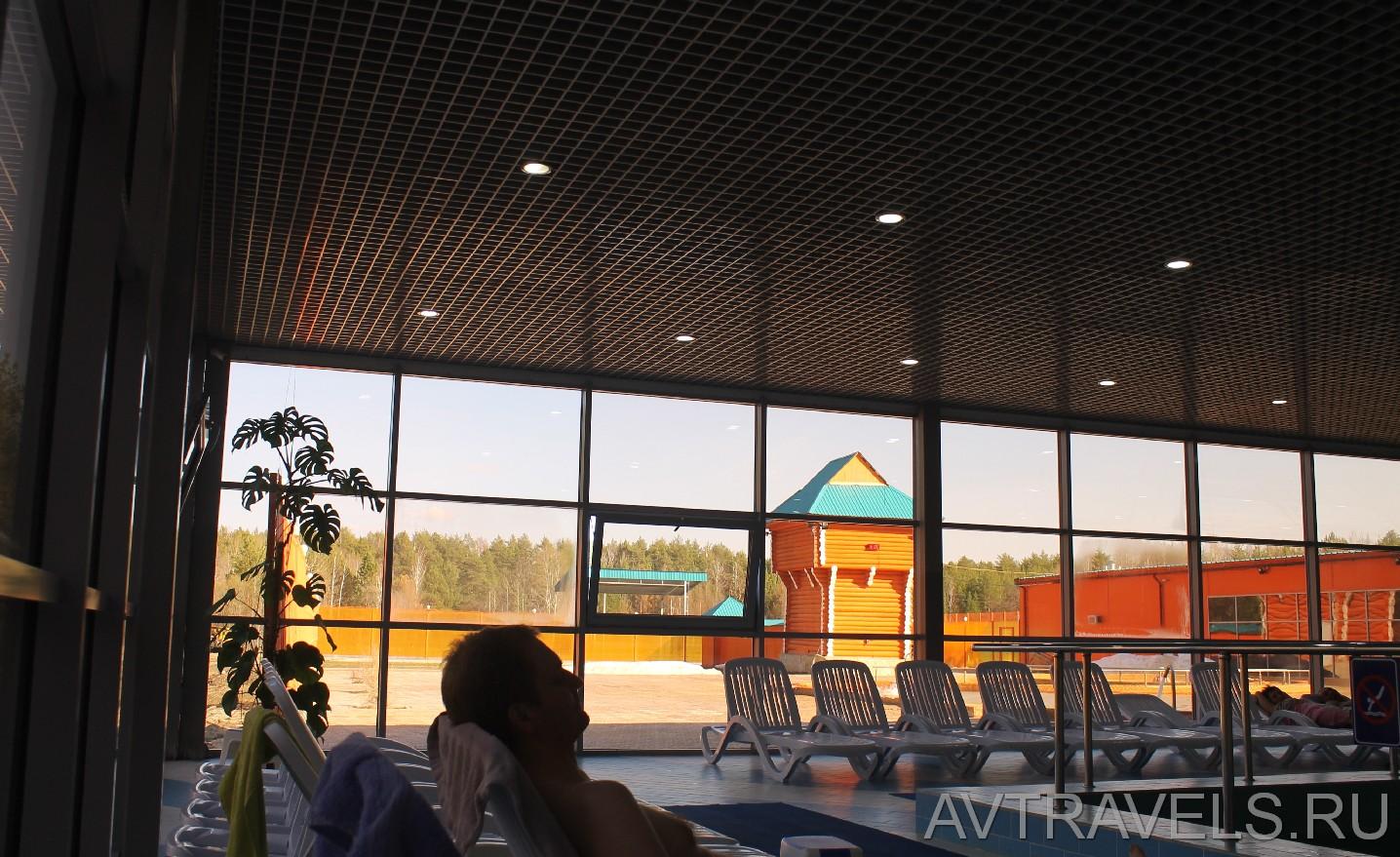 горячий источник Акварель Туринск