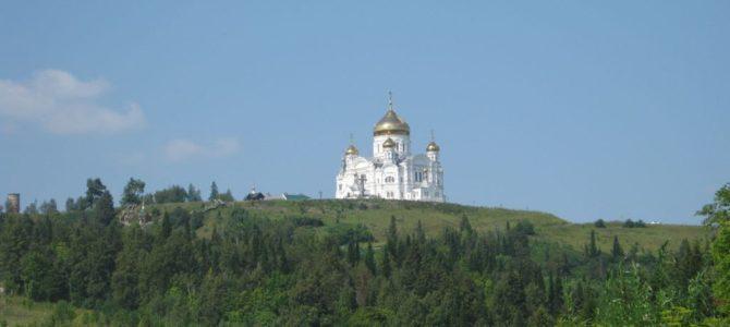 Автопоездка на 2 выходных дня: Суксун — Кунгур — Белогорский монастырь 25-26.03.2017