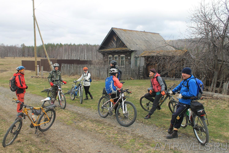 Александровка Курганский велоклуб