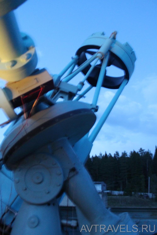 телескоп коуровская обсерватория
