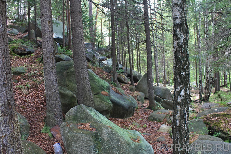 гора Соколиный камень