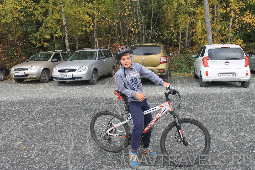 велозаезд на гору Качканар
