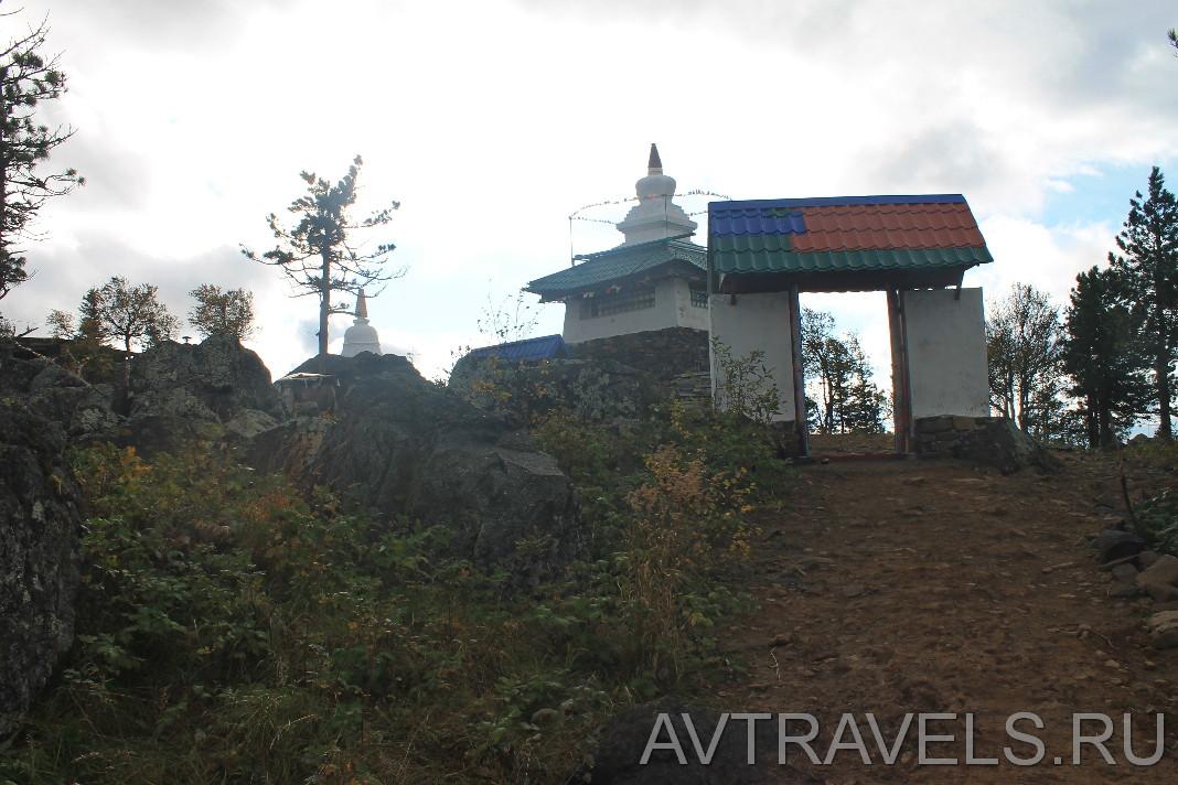 качканар буддийский монастырь