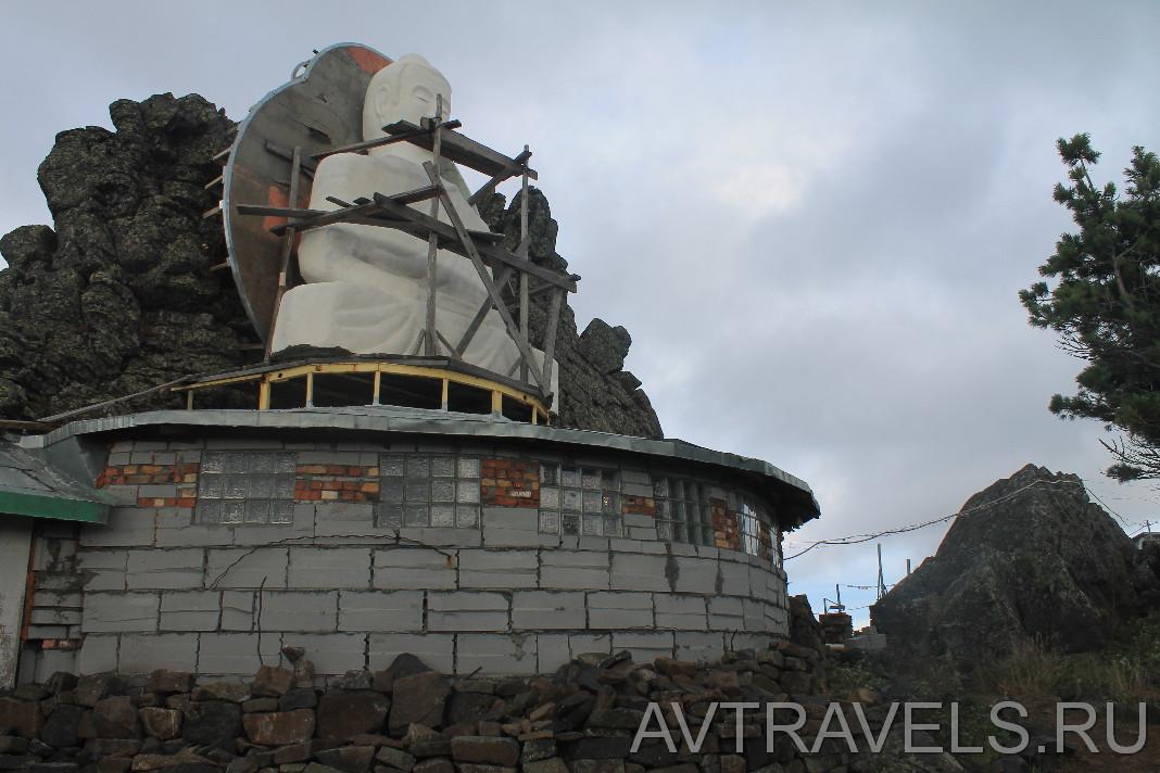 статуя Будды Качканар