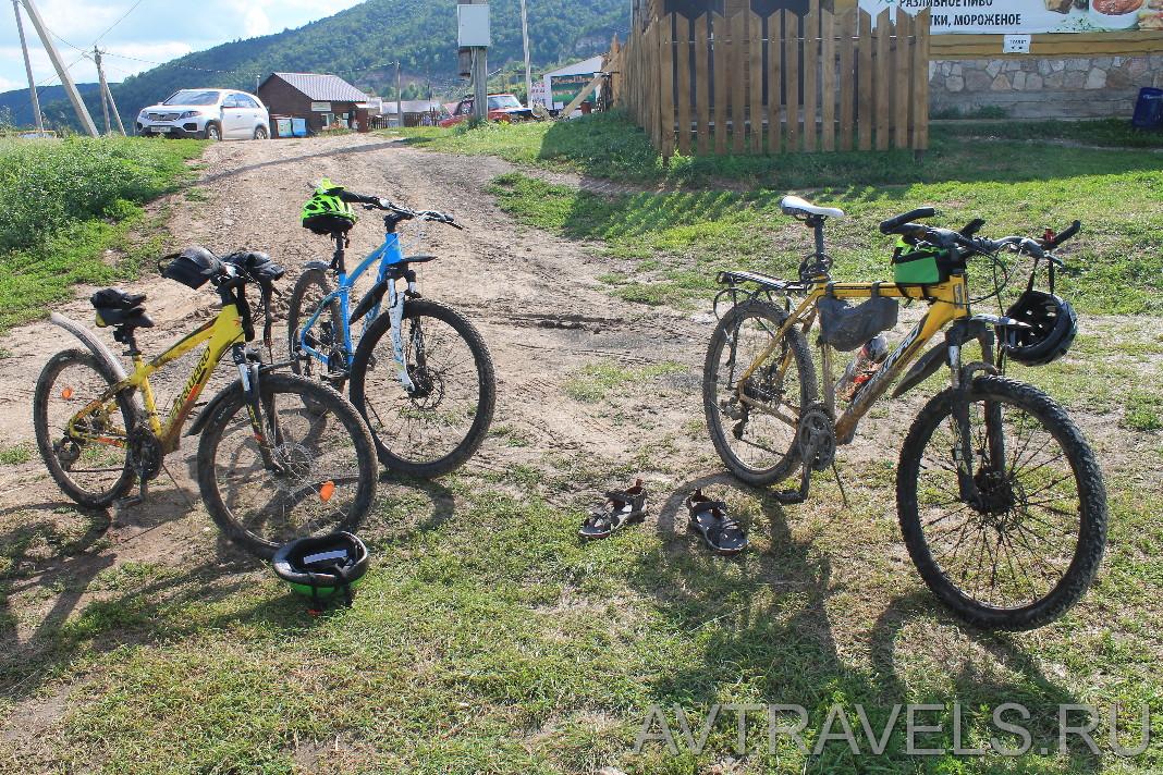 велосипеды в Ширяево