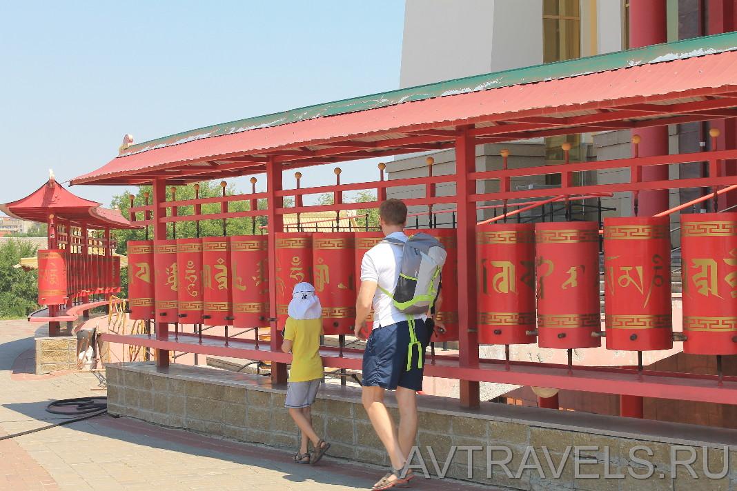 храм Будды Шакьямуни