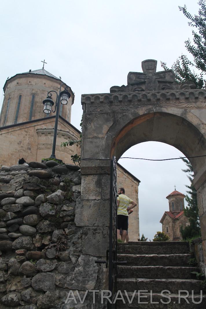 мартвильский монастырь