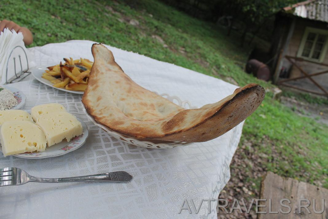 мамин хлеб Грузия