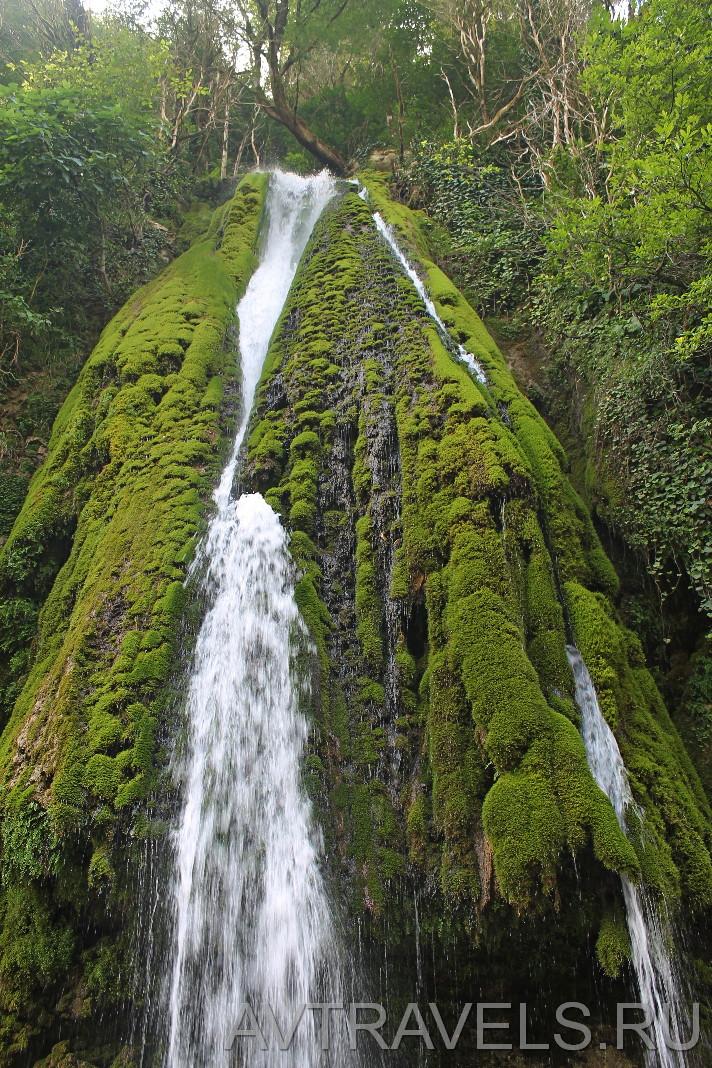 водопад Кагху Грузия